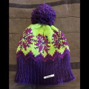 Women's Cabela's winter hat